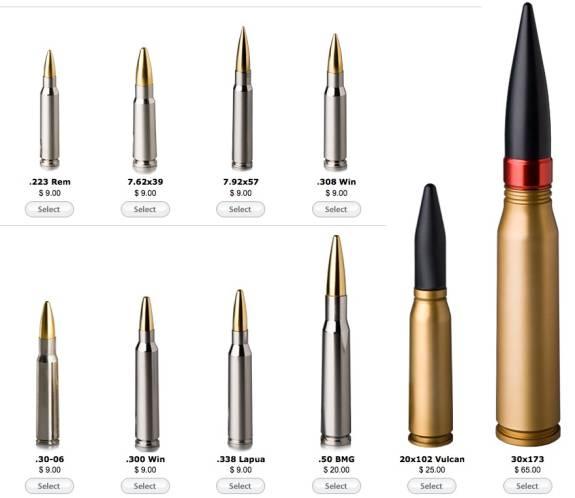 >A10 Thunderbolt – The Flying Machine Gun | tekbull |A10 Warthog Bullet